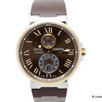 Ulysse Nardin Marine Chronometer 43mm 265-67 подержанные