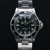 Rolex 5513 Vintage Maxi Matte Dial Submariner GREAT PATINA...