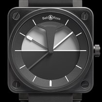 Bell & Ross BR 01-92 new 2012 Automatic Watch with original box and original papers BR0192-HORIZON