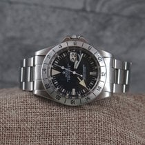 Rolex 1655 Rail Dial Explorer II - Box & Papers