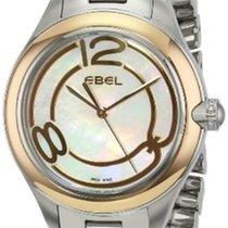 Ebel Gold/Steel 36mm Quartz Onde new