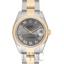 Rolex Lady-Datejust Argint