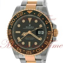 Rolex GMT-Master II 126711CHNR bk pre-owned