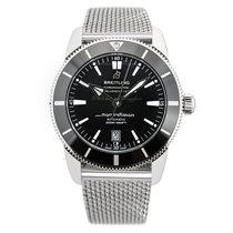Breitling 46mm Automatic new Superocean Héritage II 46 Black