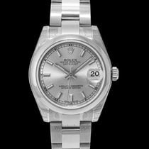 Rolex Lady-Datejust Steel 31mm Silver United States of America, California, San Mateo