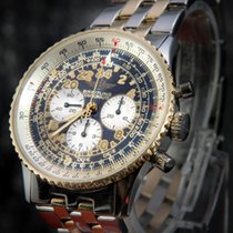 Breitling Limited Edition Lemania Navitimer Cosmonaute 24h Dial
