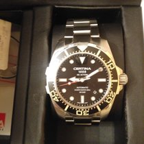 Certina DS Action pre-owned 43mm Steel