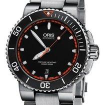 Oris Aquis Date 01 733 7653 4128-07 8 26 01PEB 2020 new