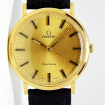 Omega Genève 601 adjusted