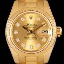Rolex 179178 Yellow gold Lady-Datejust 26mm