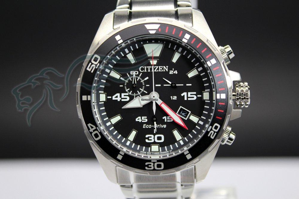 Citizen AT2430-80E Marine Chrono OF Eco-Drive Uomo Acciaio for Rs ... fc06e9d3e9