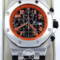 Audemars Piguet Royal Oak Offshore Chronograph Volcano Steel 42mm Black United States of America, Florida, Boca Raton