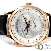 Jaeger-LeCoultre 142.2.92.S Rose gold 2008 Master Geographic 38mm pre-owned