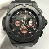 Hublot King Power Ceramic 48mm Black Roman numerals United States of America, Florida, Tampa