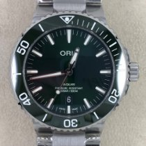 Oris Aquis Date new Automatic Watch with original box and original papers 01 733 7730 4157-07 8 24 05PEB