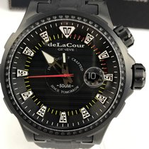 DeLaCour Titanium 46mm Automatic WATI0041 new