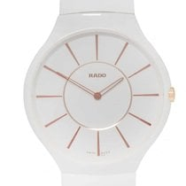 Rado True Thinline Ceramic 39mm White United States of America, New Jersey, Cresskill