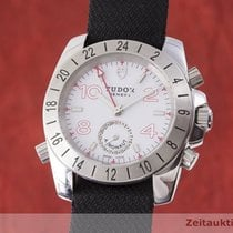 Tudor Sport Aeronaut Steel 41mm White