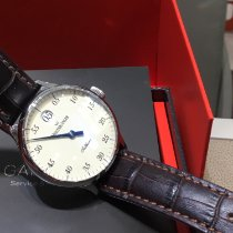 Meistersinger Steel 40mm Automatic SH903 new