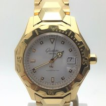 Glashütte Original Yellow gold Automatic White 41mm pre-owned