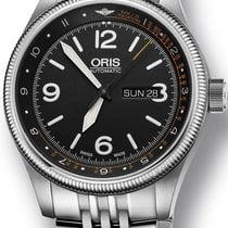 Oris Royal Flying Doctor Service Limited Edition Steel 45mm Black United States of America, New York, New York