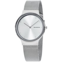 Skagen Steel 34mm Quartz SKW1105 new