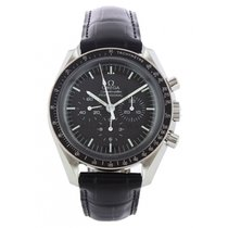 Omega Speedmaster Professional Moonwatch Otel 42mm Negru