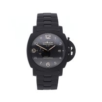 Panerai Luminor 1950 3 Days GMT Automatic PAM 438 pre-owned