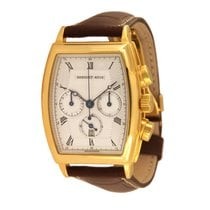 Breguet Héritage Yellow gold 32mm Silver Roman numerals United States of America, New York, New York