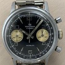 Wakmann 332 23  Wakmann  Chronograph 1970 occasion