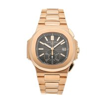 Patek Philippe Rose gold 40.5mm Automatic 5980/1R-001 pre-owned United States of America, Pennsylvania, Bala Cynwyd