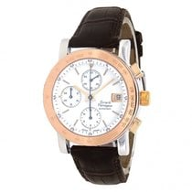 Girard Perregaux GP 7000 Gold/Steel 38mm White United States of America, New York, New York