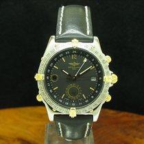 Breitling Duograph 40.1mm Чёрный