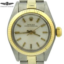 Rolex Oyster Perpetual 26 Gold/Steel Gold No numerals United States of America, Georgia, Atlanta