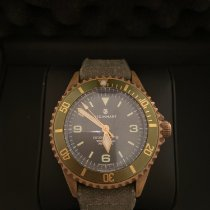 Steinhart Ocean 1 Bronze 42mm Green