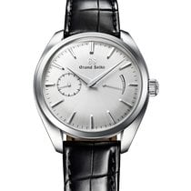 Graf Steel Manual winding Silver Arabic numerals 39mm new