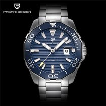 Pacardt Steel Automatic PAGANI DESIGN 1617 new