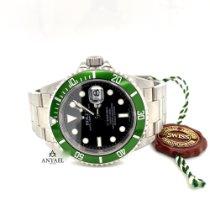 Rolex Submariner Date 16610LV 2007 neu