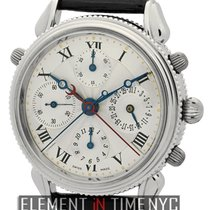 Chronoswiss Steel 38mm Automatic pre-owned United States of America, New York, New York
