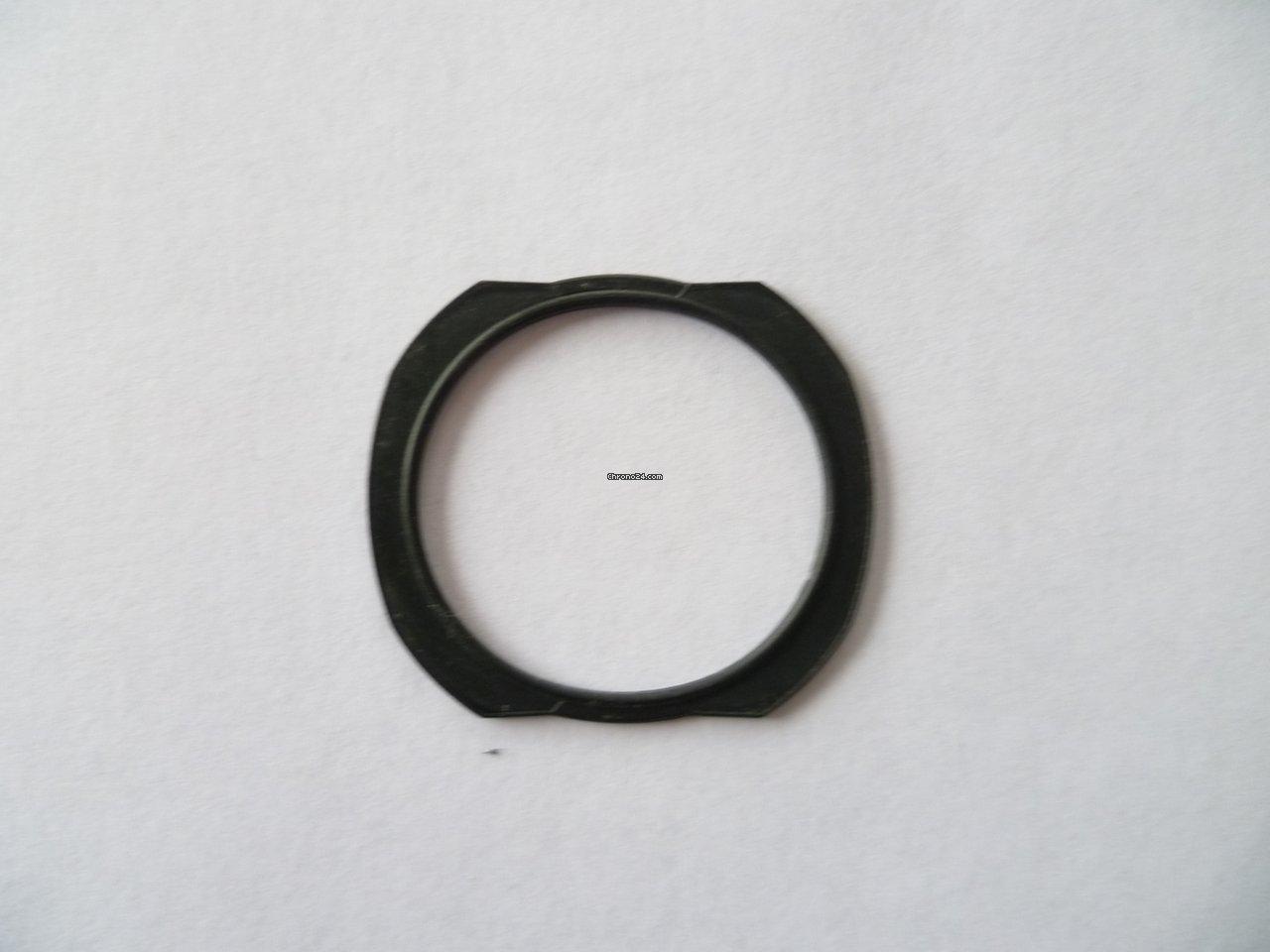 Radsport Antriebskette Ring Zubehör Teile Werkzeug Befestigung Schwarz Stahl Oval