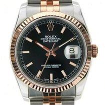 Rolex Datejust Acc-Oro Rosa ref. 116231 07/2009 art. Rz1361