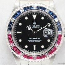 Rolex Professionali Gmt Master II 16710 Diamond full set