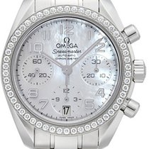 Omega Speedmaster Ladies Chronograph new 2020 Automatic Chronograph Watch with original box and original papers 324.15.38.40.05.001