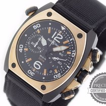 Bell & Ross BR 02 BR02-CHR-BICOLOR pre-owned