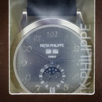 Patek Philippe 5396G-014 Annual Calendar White Gold Grey Dial...