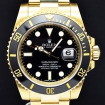 Rolex Submariner Date Yellow Gold Ceramic