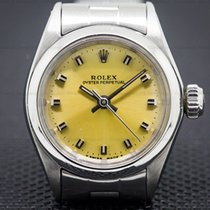 Rolex 6618 Lady Oyster Perpetual SS (23961)