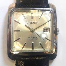 Citizen Zeljezo 29mm Rucno navijanje rabljen