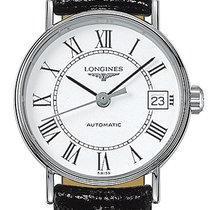 Longines Présence Steel 25.5mm White United States of America, New York, Airmont