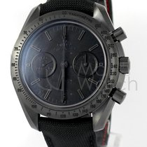 "Omega Speedmaster ""dark Side Of The Moon"" – Black Black..."